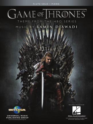 musikken fra Game of Thrones for tvætfløjte og klaver