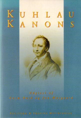 Kuhlau kanons : for 2-28 instrumentalstemmer, for klaver, for 2-8 vokalstemmer og for 3 mandsstemmer