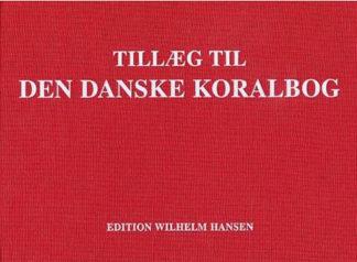 Tillæget til Den Danske Koralbog fra Wilhelm Hansen. Indeholder de nye salmer som kom med i Den Danske Salmebog fra 2002 og som ikke i forvejen var at finde i Den Danske Koralbog.1