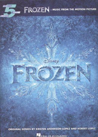 Begynderklaver nodebog Frost 1