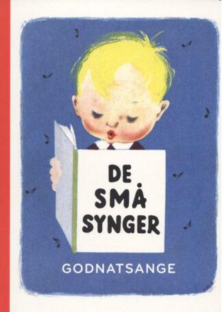 De små synger papbog med godnatsange