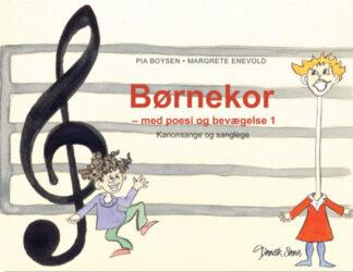 Børnekor med poesi og bevægelse 1