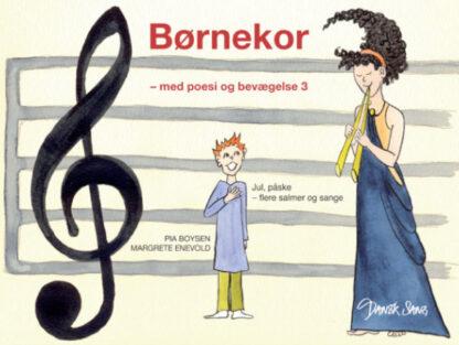 Børnekor med poesi og bevægelse 3