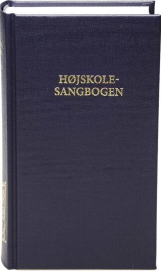 Højskolesangbogen i den nye ste udgave (19) med 601 sange med becifring og tekst + melodi