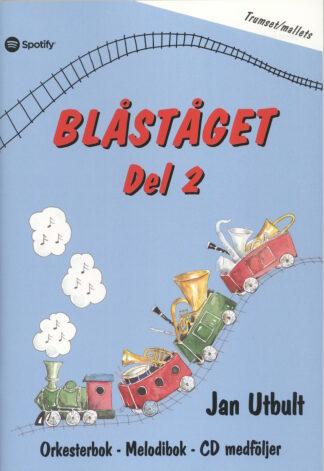 Trommenode sammenspil Blåståget 2 Trumset/mallets