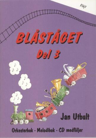Nodebog sammenspil tværfløjte Blåståget 3