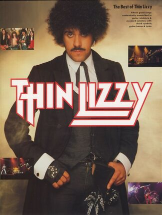The Best Of Thin Lizzy guitar tab