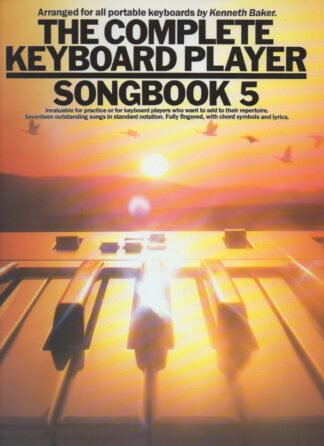 The Complete Keyboard Player: Songbook 5