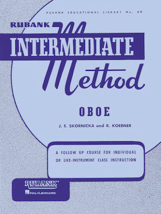 One of the most widely used series of methods for individual or like-instrument class instruction. Using a very well-rounded approach including scales, arpeggios, technical studies, studies for musicianship, articulation studies, solos, duets, and studies devoted to the special needs of each instrument, this series provides a fantastic wealth of material for all student musicians.