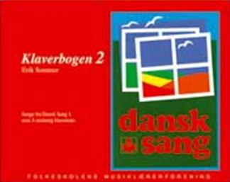 Klaverbogen 2 Dansk Sang 1
